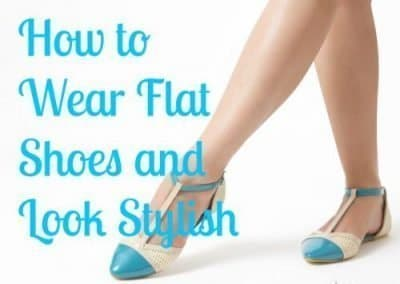 how to wear flats and still look stylish