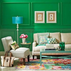 green wall color ideas